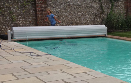 Slatted Swimming Safety Pool Covers