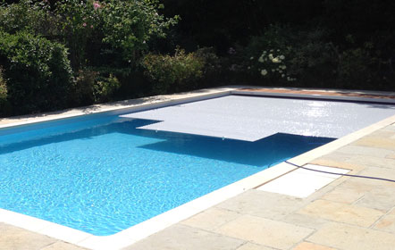 Integrated Slatted Pool Covers