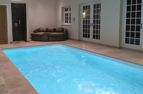Indoor Swimming Pool Installers