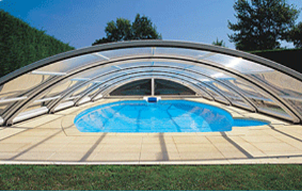 Swimming Pooll Shelter Enclosure Supplier