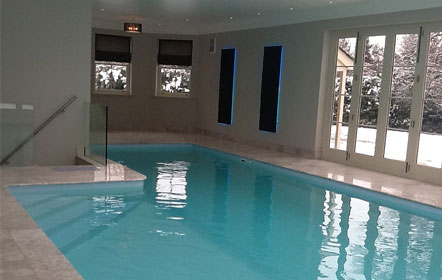 Indoor Swimming Pool Builders and Installers