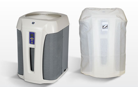 Zodiac ZS500 swimming pool air-Source Heat Pump